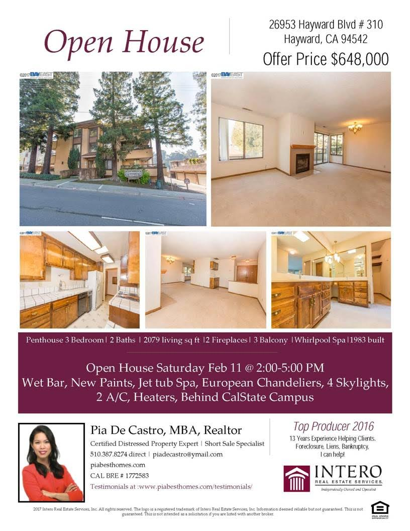 29913 Sugar Maple Ct Open House Flyer